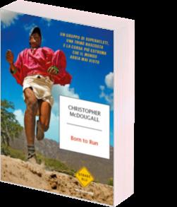 Born to run libro Chris Mc Dougall Mondadori