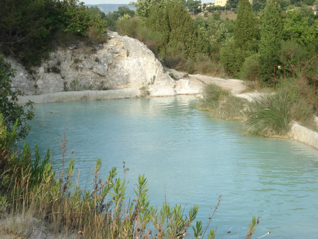 Photos of bagno vignoni thermal baths images