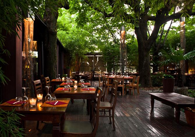 Shambala - Ristorante con tavoli all aperto roma ...