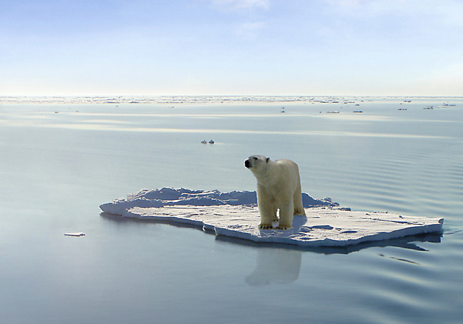 Riscaldamento globale ecco come cambia il mondo for Van der leun rijssen