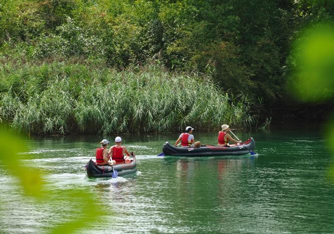 canoa outdoor svizzera