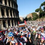 Granfondo Roma: la prima edizione del 2012