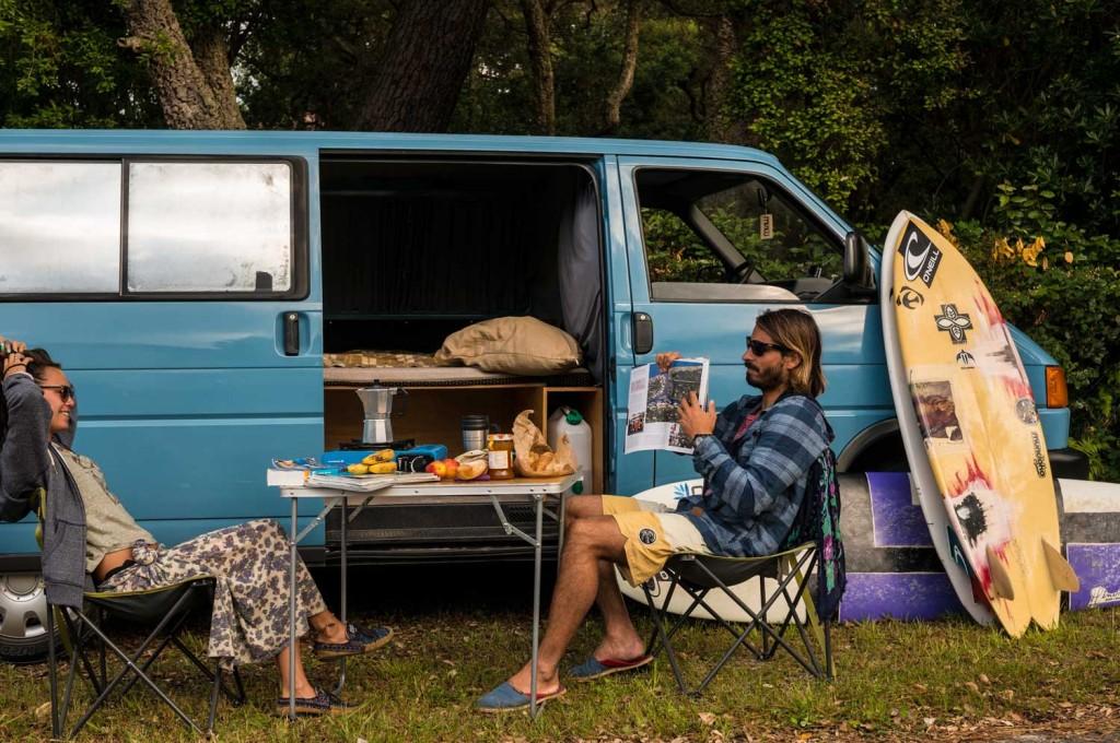 Con O'Neill e Vantripper si vince una vita da surfista