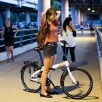 Bici pieghevole Tern D8