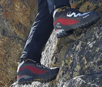 Quali scarpe usare per andare in montagna