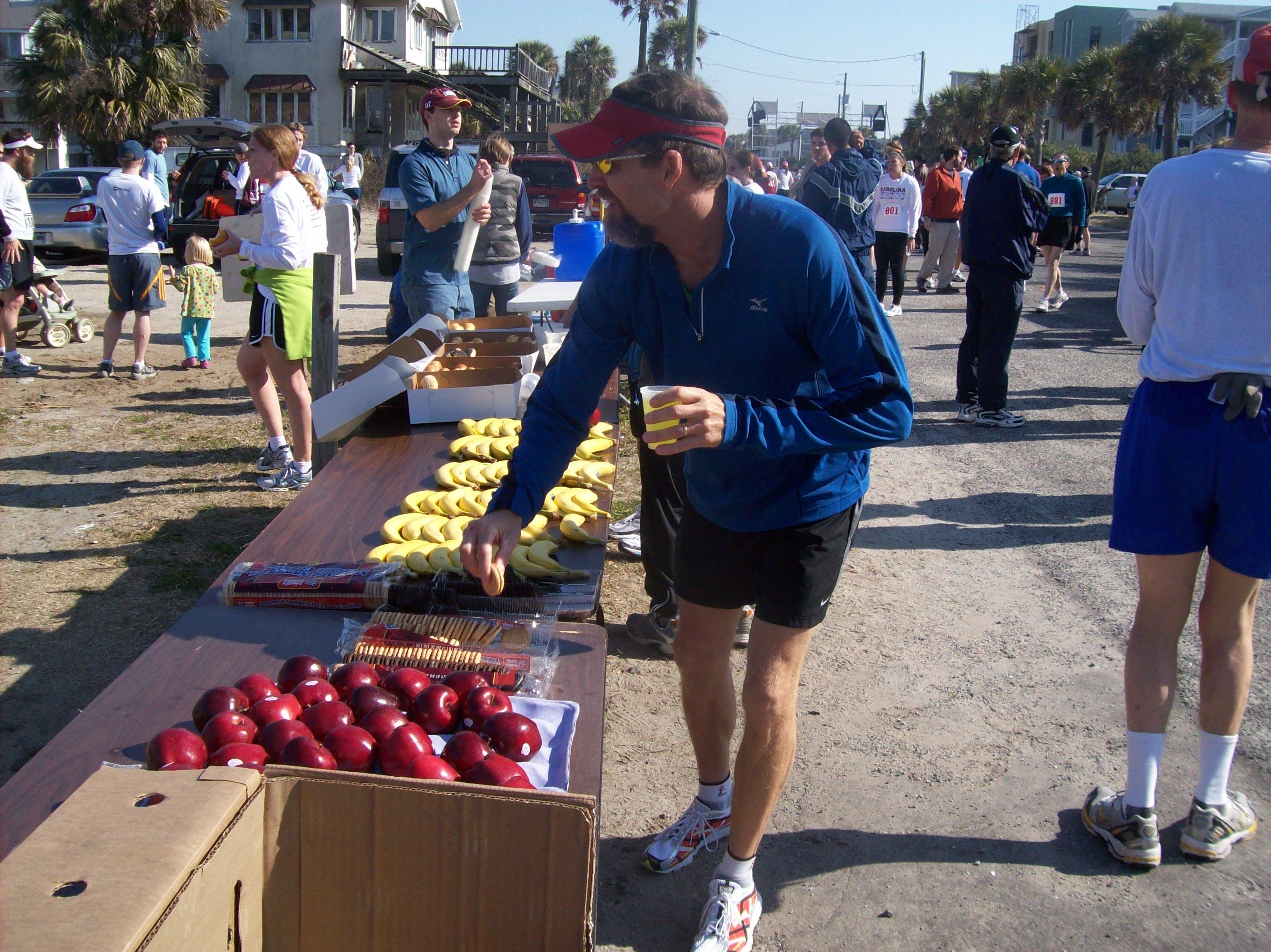 dieta maratona un mese prima