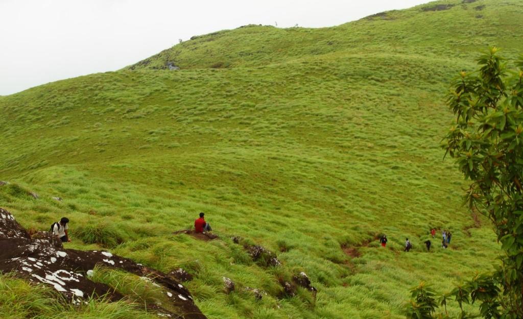 Come camminare in montagna