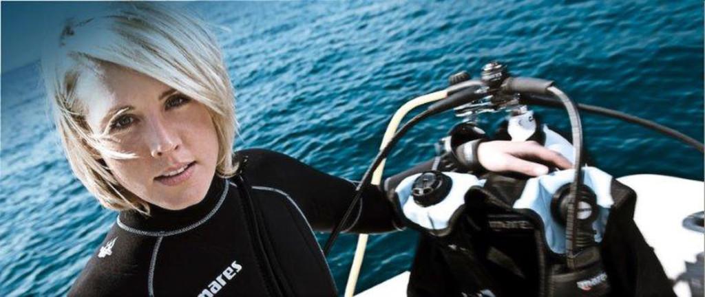 Genova Dive Show 2013: Mares presenta Icon Net Ready
