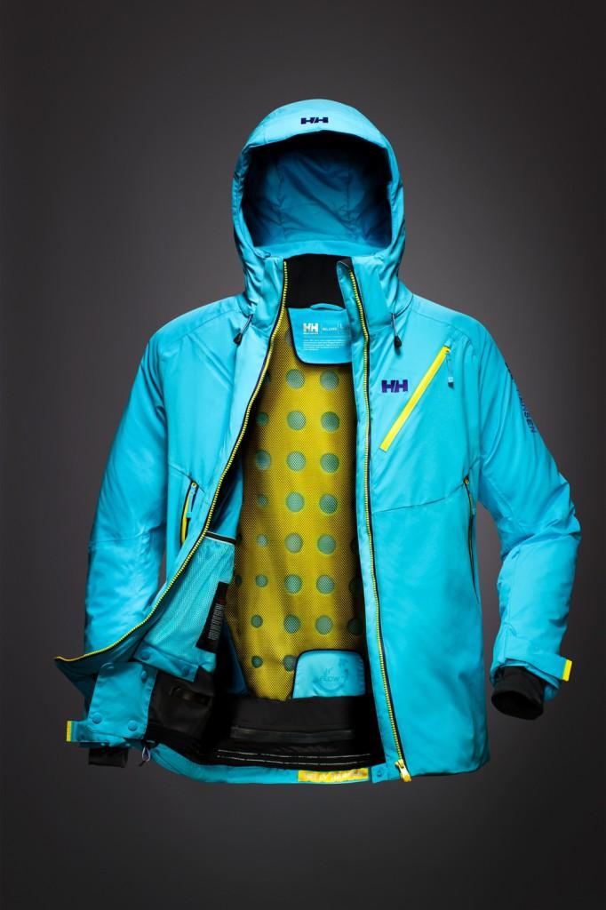 Abbigliamento per il Freeride: Helly Hansen per l'inverno 2013/2014