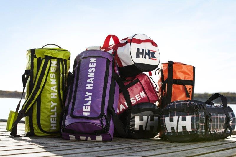 Helly Hansen Duffel Bag, la borsa che diventa zaino