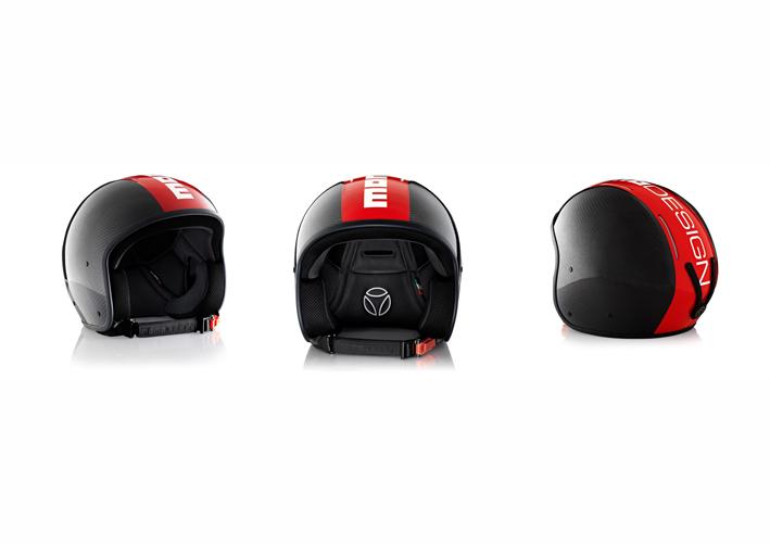Caschi MomoDesign Razor Carbon Series per gli sport sulla neve