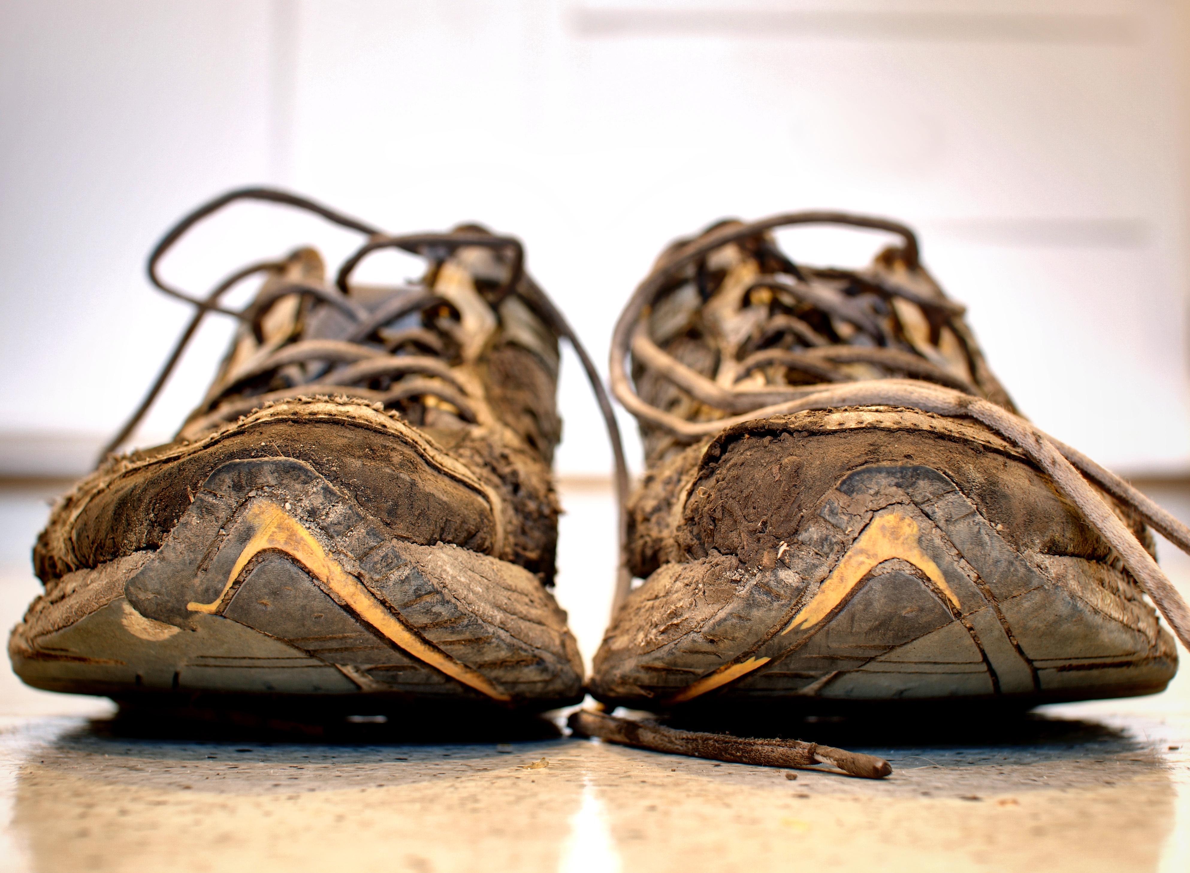 Scarpe da running: quando cambiarle?