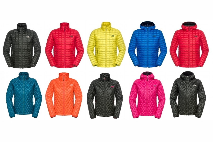 The North Face Thermoball: calda come la piuma, leggera come l'aria