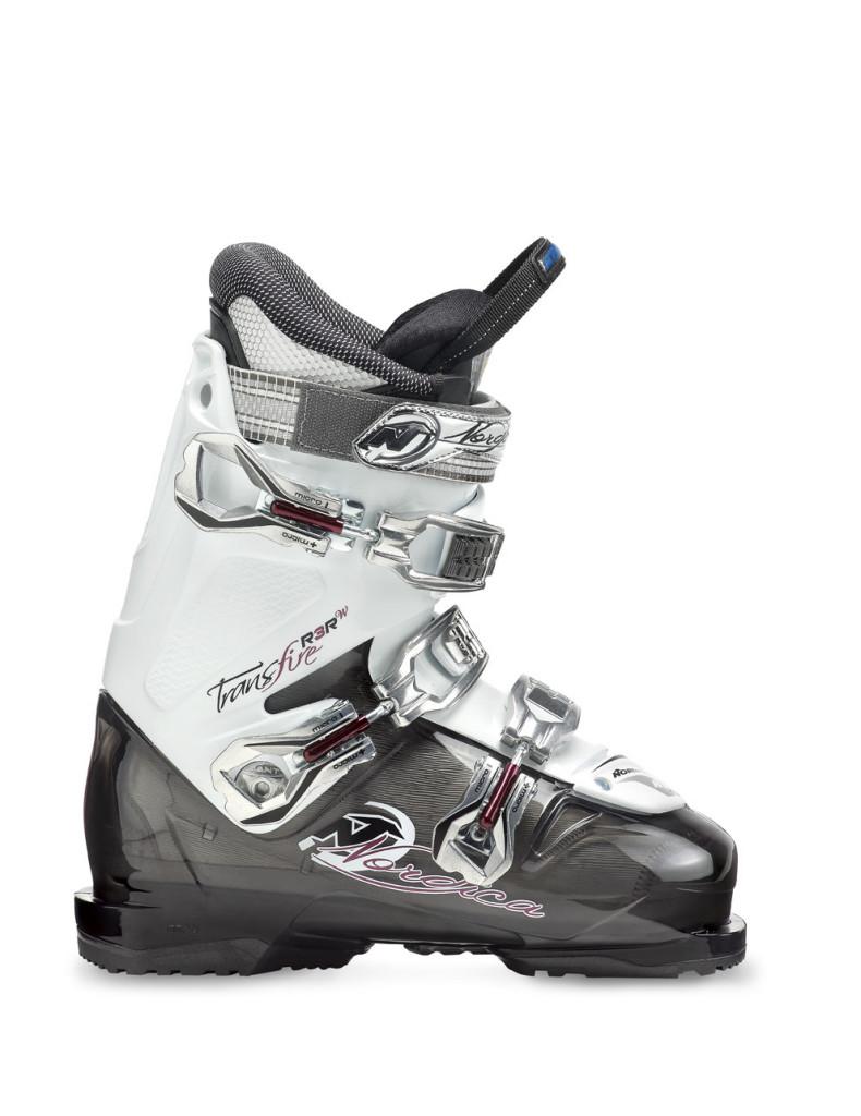 Sci e scarponi Nordica Transfire per chi comincia a sciare