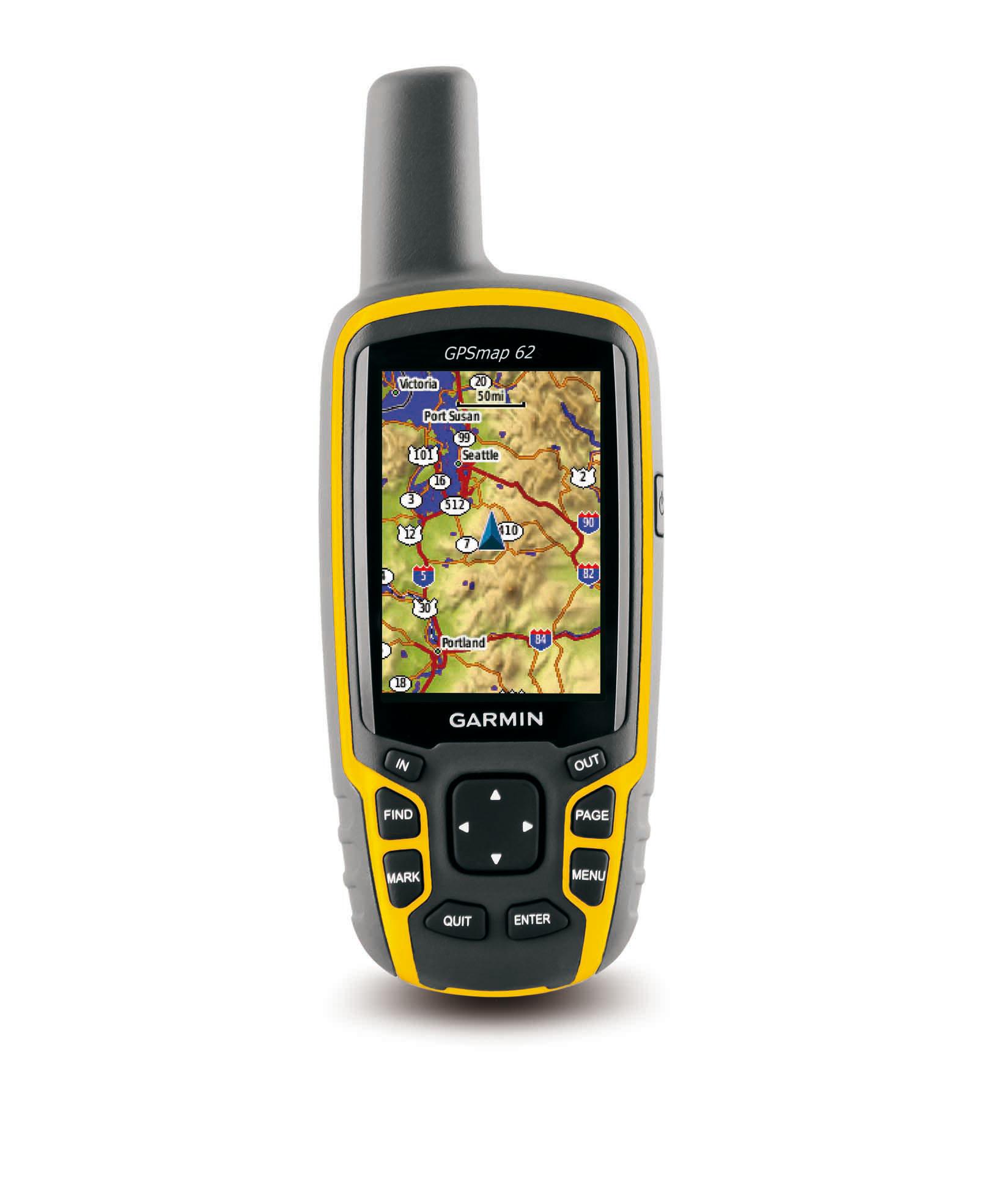 Garmin GPS Map62