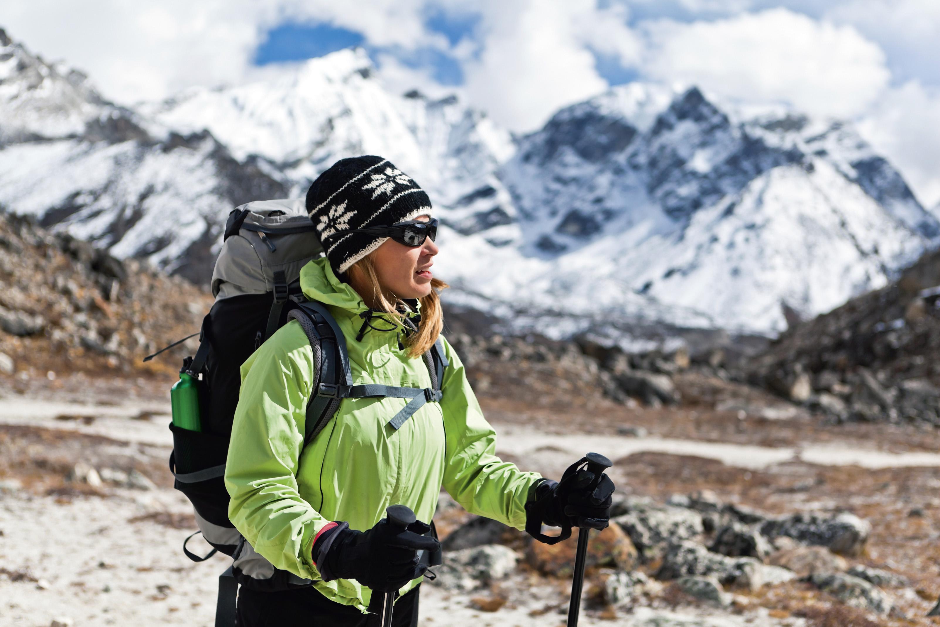 Guanti, moffole, cappelli e paraorecchi invernali Dolomite
