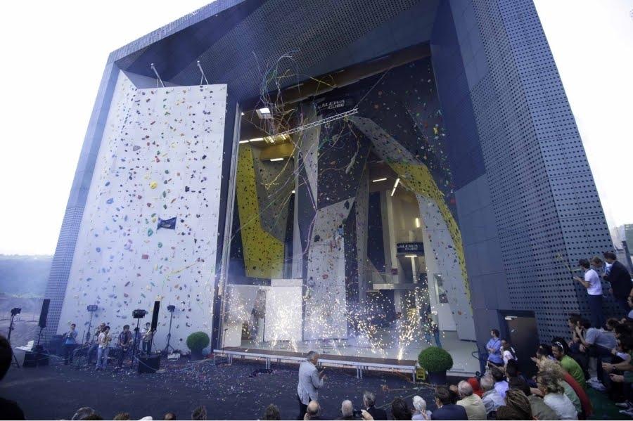 Parete Scalata Roma : Le migliori palestre di roccia indoor ditalia sportoutdoor24