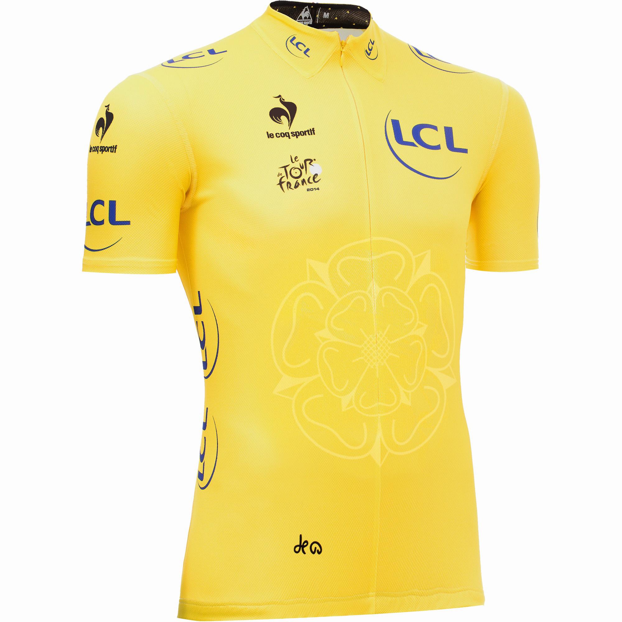 Le nuove maglie del Tour de France 2014
