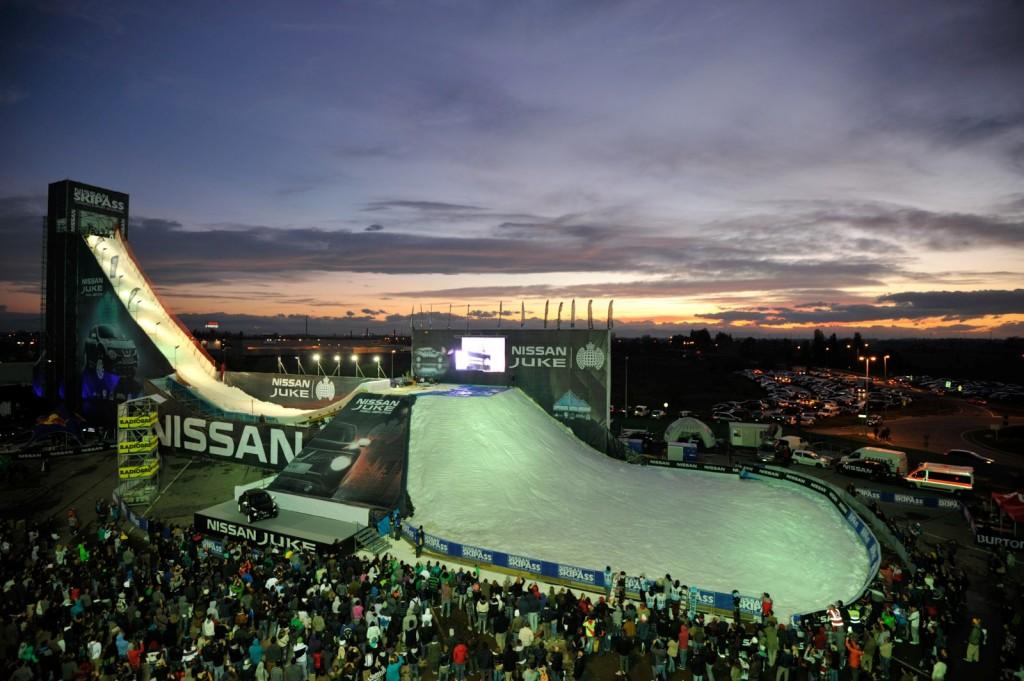 Nissan Skipass Modena Fiere 2013