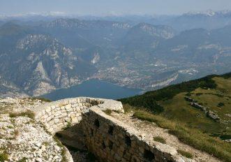 I percorsi della Grande Guerra nell'Alto Garda trentino: da San Giacomo al Monte Altissimo