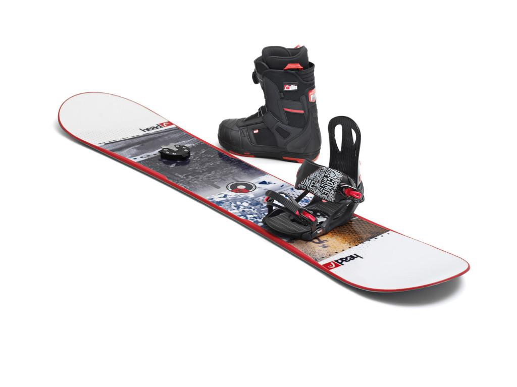 Tutte le tavole da snowboard Head 2013/2014