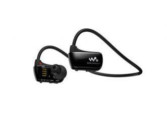 Il nuovo Sony Walkman W274S impermeabile, per il nuoto e il running