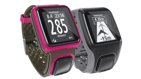 GPS SportWatch TomTom Runner e TomTom Multi-Sport