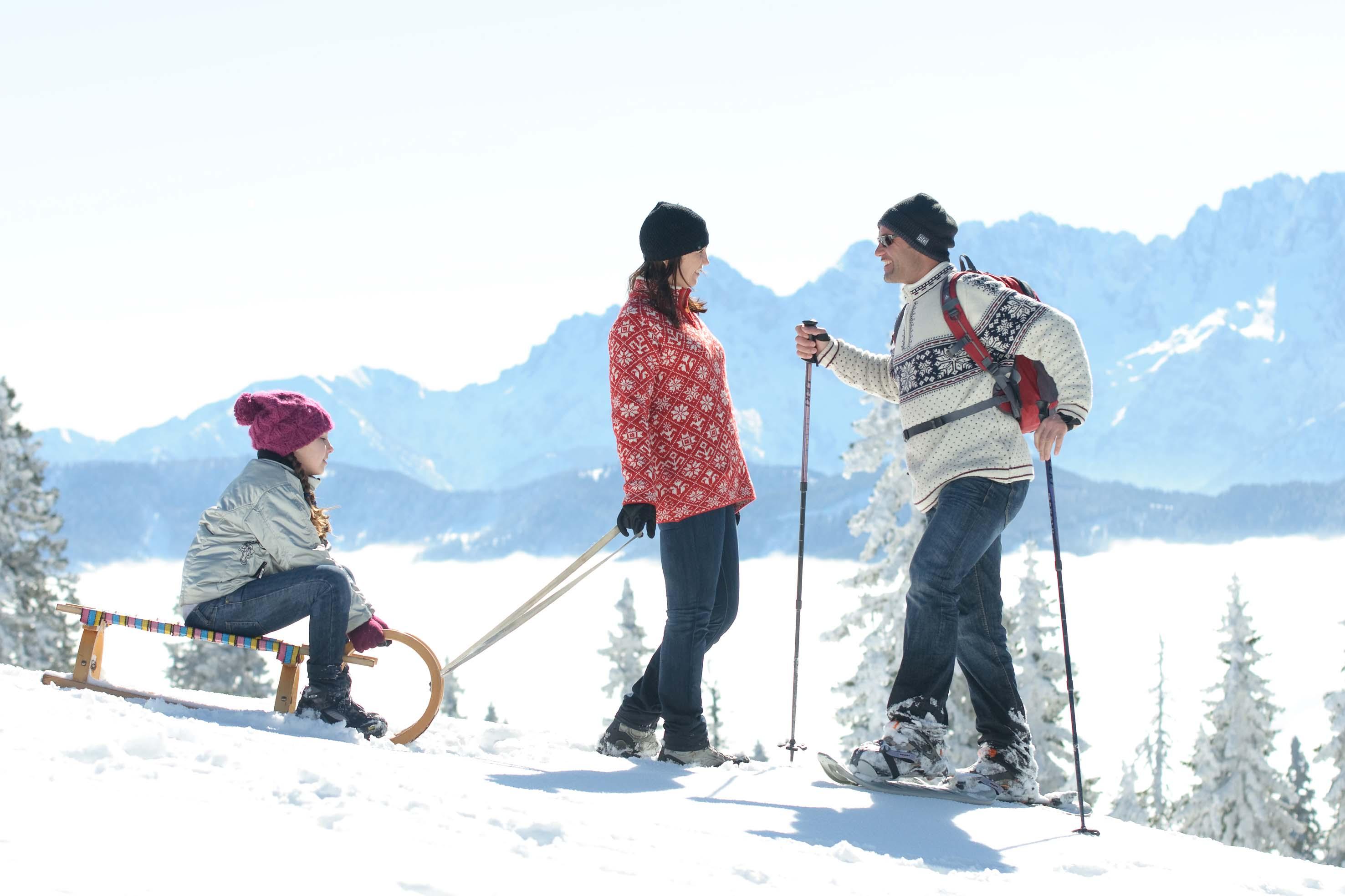 Villach in inverno: sci, ciaspole, terme e campeggio nella neve