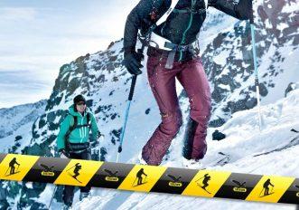 10 corsi per la sicurezza durante lo scialpinismo