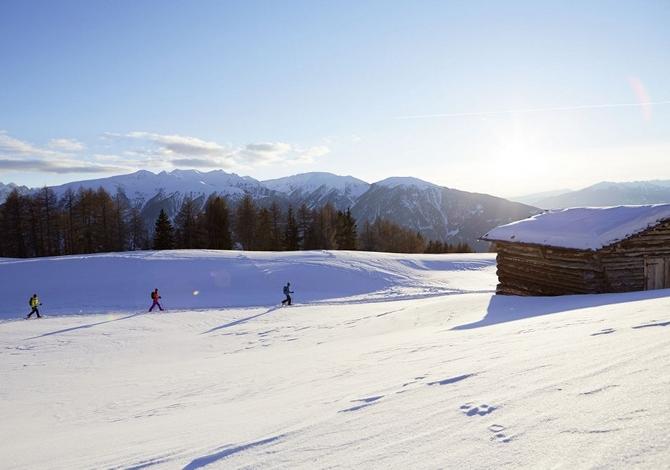 5 sentieri per passeggiare sulla neve in Valle Isarco
