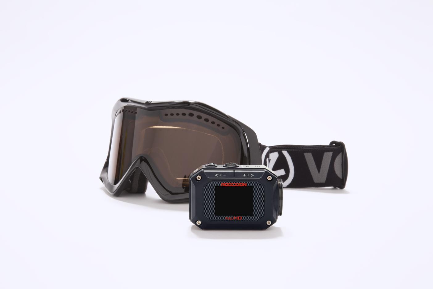 JVC GC-XA2 Adixxion: l'action cam per gli sport invernali