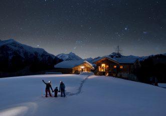 Sciare all'alba e di notte in Carinzia