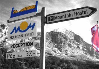 Ostelli di montagna, per sciare low cost