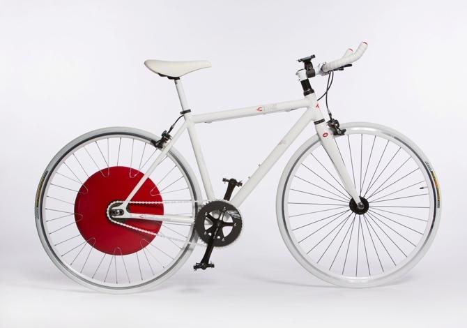 Copenhagen Wheel, la ruota che trasforma la bicicletta in elettrica a pedalata assistita
