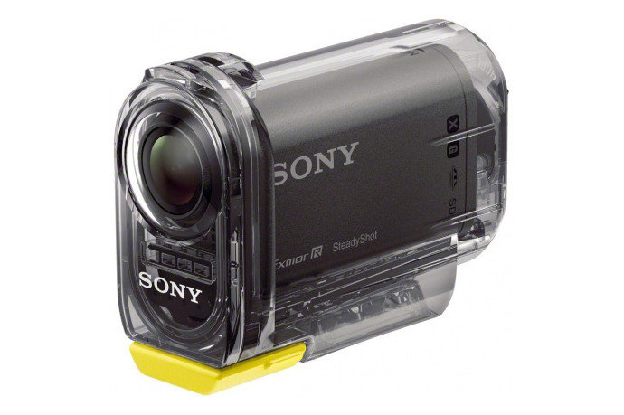 Sony AS30V, action cam di qualità