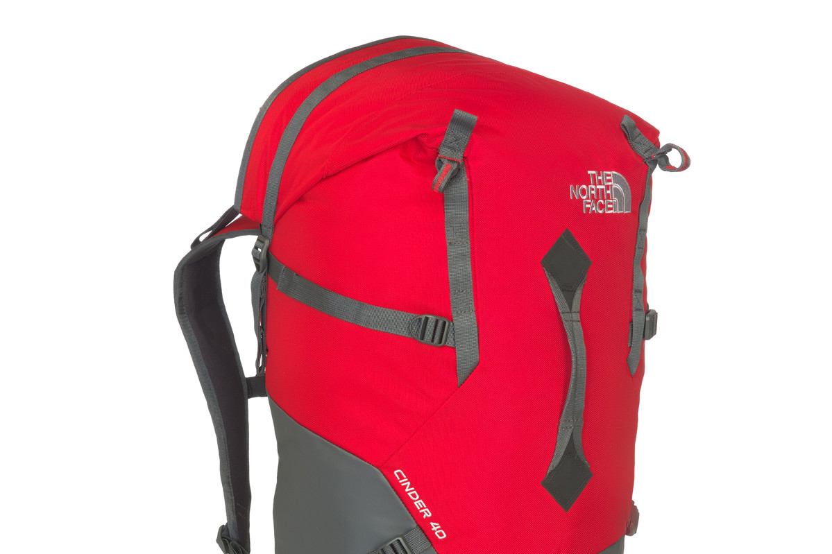 Prova – The North Face Cinder 40, zaino per climber
