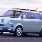 VW MIcrobus 2014