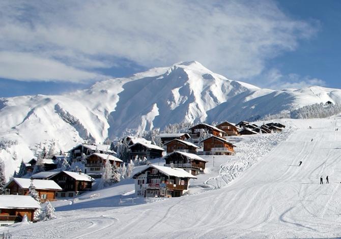Almhotel, la montagna senza auto