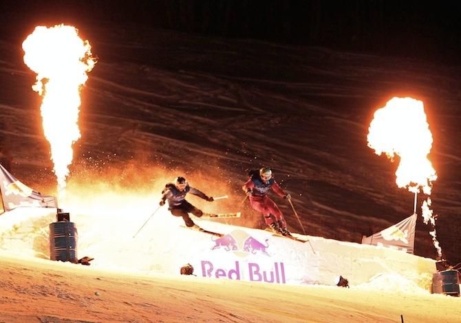 Skicross a Plan de Corones