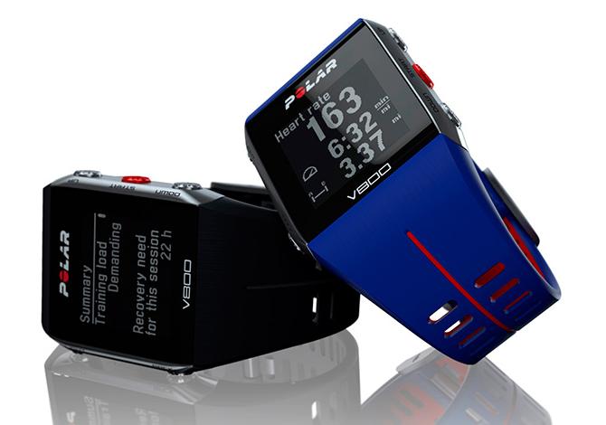 Polar V800, il Gps watch multisport