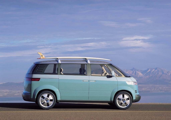 Arriva il nuovo pulmino Volkswagen?