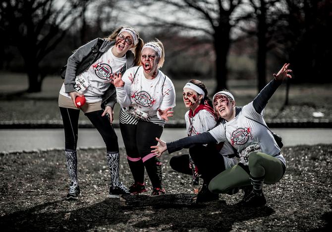 Corse da pazzi: i 9 eventi running più divertenti