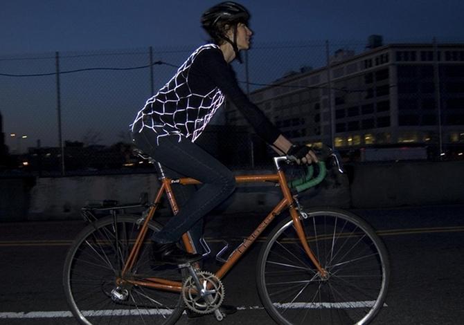 Lightning Vest, la maglia che si illumina