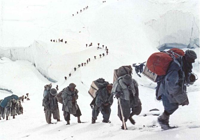 Alla conquista del K2: la mostra