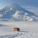 Kamtchatka Scialpinismo