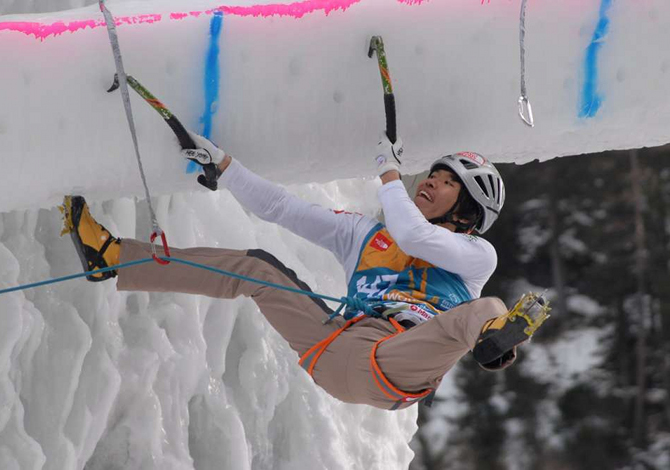 Aggiornamento: sospesa la tappa della Coppa del Mondo di Ice Climbing a Corvara
