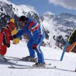 Val di Fassa piste sci bambini