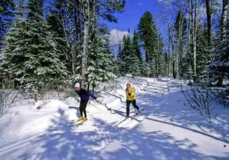 Le 10 migliori piste da sci di fondo in Italia