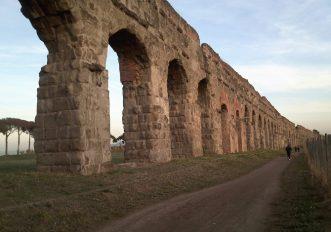 Parchi in cui correre a Roma