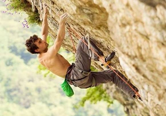 "Italiani protagonisti: Silvio Reffo sale ""The Ring of Life"", 9a/9a+ [blog]"